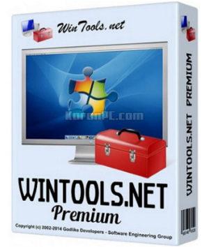 برنامج إدارة وصيانة الويندوز   WinTools.net Premium 21.7
