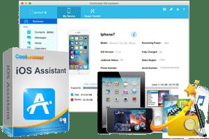 برنامج إدراة هواتف أبل   Coolmuster iOS Assistant 2.0.136