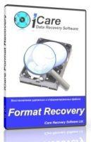 برنامج استعادة الملفات المحذوفة بعد الفورمات | iCare Format Recovery 6.0.4