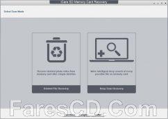 برنامج استعادة الملفات المحذوفة من كروت الميمورى | iCare SD Memory Card Recovery 1.0.4