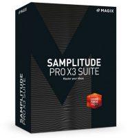 برنامج الهندسة الصوتية الشهير | MAGIX Samplitude Pro X3 Suite 14.2.1.298