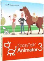 برنامج تحريك صور الوجوه |  Reallusion CrazyTalk Animator 3.3.3007.1 Pipeline
