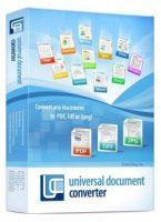 برنامج تحويل صيغ الاوفيس   Universal Document Converter 6.8.1712.15160