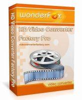 برنامج تحويل صيغ الفيديو إتش دى  | WonderFox HD Video Converter Factory Pro 14.1