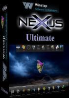 برنامج تغيير شكل الويندوز | Winstep Nexus Ultimate 17.12.0.1069
