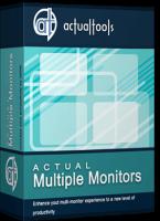 برنامج تقسيم شاشة الكومبيوتر   Actual Multiple Monitors 8.11.3