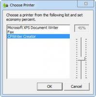 برنامج تقليل استهلاك حبر الطابعة | SaveToner 1.2