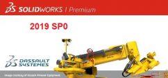 برنامج سوليد ووركس 2019 | SolidWorks 2019 SP0 Full Premium