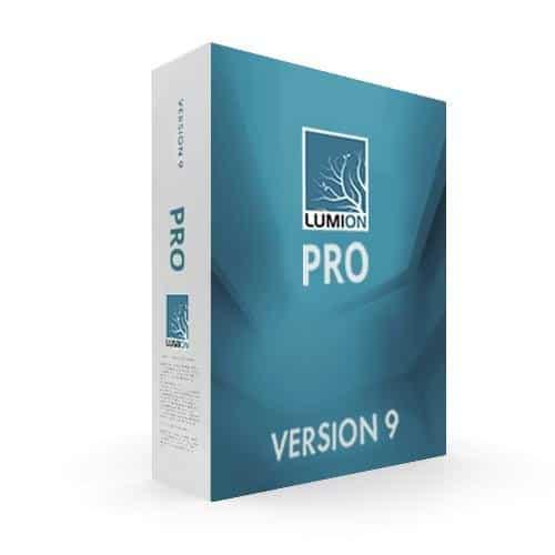 برنامج عمل الريندر ومعالجة المشاريع | Lumion Pro
