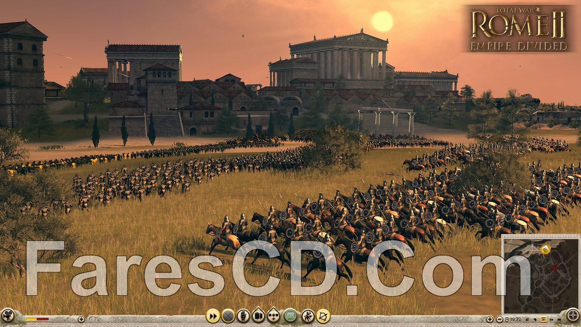 تحميل لعبة | Total War: Rome 2 – Emperor Edition v2.2.0 + 15 DLCs - 2017