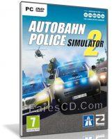لعبة محاكاة مطارادات الشرطة 2017 | Autobahn Police Simulator 2
