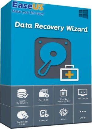برنامج استعادة الملفات المحذوفة | EaseUS Data Recovery Wizard Technician 14.2