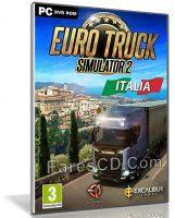 لعبة قيادة الشاحنات | Euro Truck Simulator 2 ITALIA 2017