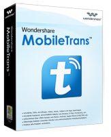 عملاق النسخ الإحتياطى للهواتف الذكية | Wondershare MobileTrans 7.9.7.563