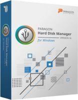 اسطوانة إدارة وتقسيم الهارديسك 2018 | Paragon Hard Disk Manager 16.16.1 WinPE Edition