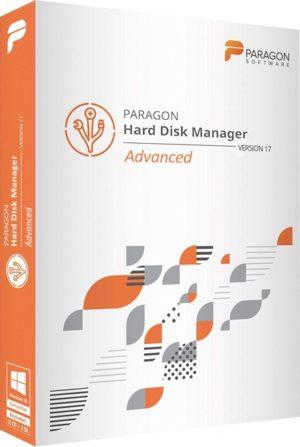 اسطوانة إدارة وتقسيم الهارديسك   Paragon Hard Disk Manager 17.16.12 WinPE