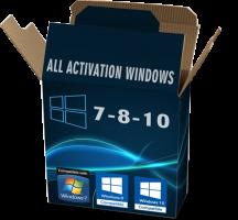 اسطوانة تفعيلات الويندوز والاوفيس | All activation Windows 7-8-10 v19.6 2018