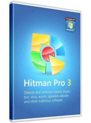برنامج إزالة الفيروسات والملفات الخبيثة | HitmanPro 3.8.22 Build 316 Multilingual