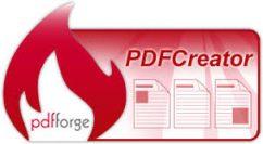 برنامج إنشاء وتصميم ملفات بى دى إف   PDFCreator 3.1.1