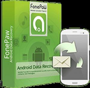 برنامج استعادة المحذوفات للاندرويد | FonePaw Android Data Recovery 3.7.0