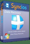 برنامج استعادة الملفات المحذوفة من الايفون | Anvsoft SynciOS Data Recovery 2.0.9