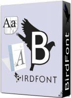 برنامج تصميم الخطوط العربية والإنجليزية | BirdFont 3.4.9 Final