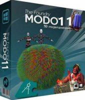 برنامج تصميم الشخصيات ثلاثية الابعاد | The Foundry MODO v11.2V2