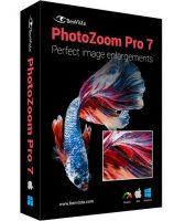 برنامج تكبير الصور مع الحفاظ على جودتها | Benvista PhotoZoom Pro 7.1
