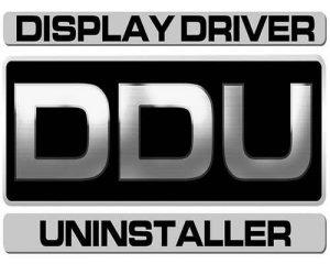 برنامج حذف التعريفات   Display Driver Uninstaller 18.0.4.2