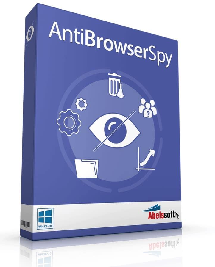 برنامج حماية المتصفحات من التجسس والإختراق   Abelssoft AntiBrowserSpy