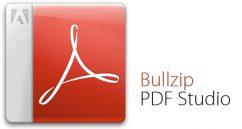 برنامج قارىء الكتب الإليكترونية المميز   Bullzip PDF Studio 1.1.0.161