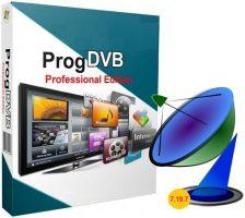 برنامج مشاهدة القنوات الفضائية | ProgDVB 7.22.4