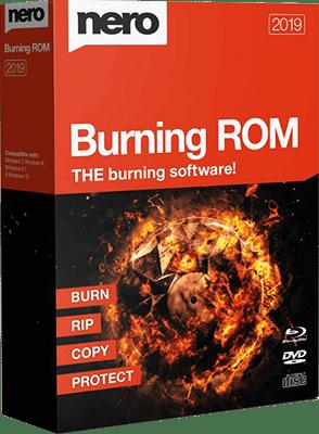 برنامج نيرو 2019 لنسخ الاسطوانات | Nero Burning ROM 2019