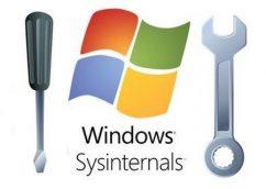 تجميعة أدوات إدارة وحماية الويندوز | Sysinternals Suite 2017.12.30