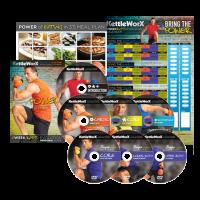 كورس برنامج اللياقة البدنية فى 8 أسابيع | KettleWorX 8 Week Rapid Evolution