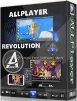 إصدار جديد من مشغل الميديا الرائع | AllPlayer 7.7.0.0 Multilingual