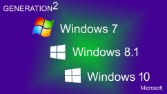 اسطوانة كل إصدارات الويندوز | Windows 7-8.1-10 AIO | بتحديثات أبريل 2018