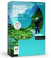 برنامج عمل الألبومات وتحرير الصور | MAGIX Photostory Deluxe 2019 v18.1.1.28