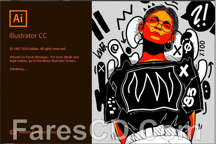 برنامج أدوبى إليستريتور 2019 | Adobe Illustrator CC 2019