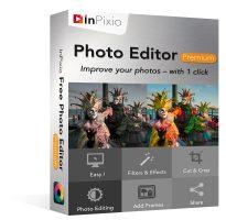 برنامج التعديل على الصور | InPixio Photo Editor 8.0.0