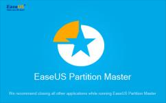 برنامج تقسيم الهارديسك 2018 | EaseUS Partition Master 12.9 Technician Edition