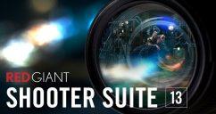 فلاتر ريد جاينت شوتر للأفتر إفكت والبريمير | Red Giant Shooter Suite 13.1.5 (x64)