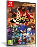 لعبة سونيك 2018   Sonic Forces