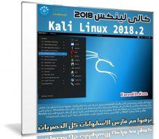أحدث إصدارات نظام كالى لينكس   Kali Linux 2018.2