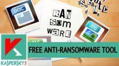 أداة كاسبر للحماية من فيروسات الفدية | Kaspersky Anti-Ransomware Tool for business 3.0.0