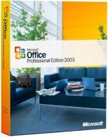 أوفيس 2003 بتحديثات أبريل 2018 | Microsoft Office Professional 2003 SP3
