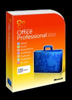 أوفيس 2010 بتحديثات أبريل 2018 | Office 2010 SP2 Professional Plus + Visio Premium + Project Pro