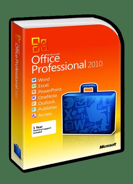 أوفيس 2010 بتحديثات يناير 2019 | Office 2010 SP2 Professional Plus