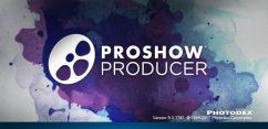 إصدار جديد من برنامج بروشو للمونتاج | Photodex ProShow Producer 9.0.3797