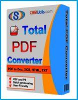 برنامج تحويل ملفات بى دى إف | Coolutils Total PDF Converter 6.1.0.158